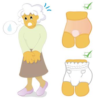 Inkontinenz – Informationen und Hilfe
